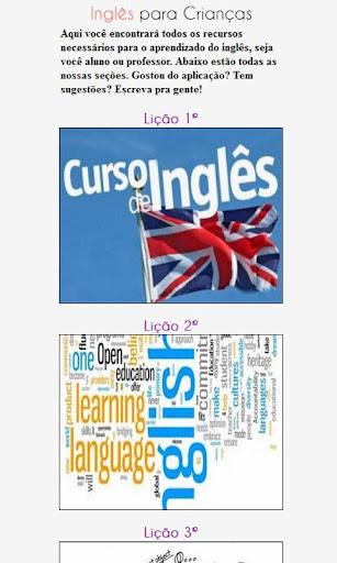 Ingles Para Criancas