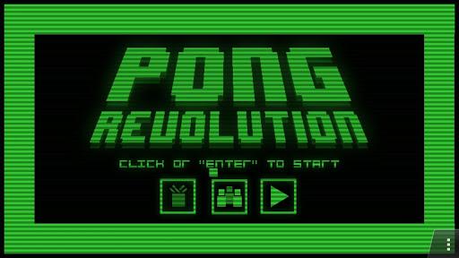 Pong Revolution