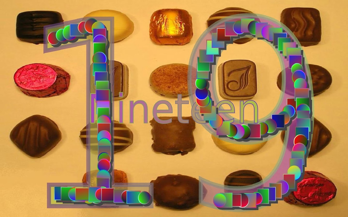 Count Chocolates 1-20- screenshot