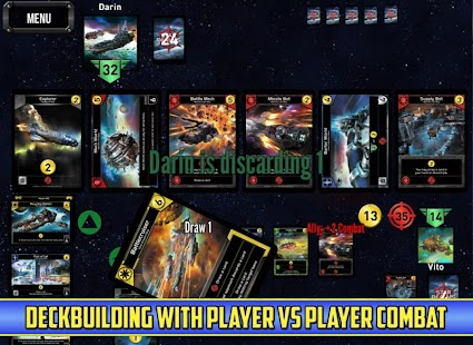 Star Realms – Vignette de la capture d'écran