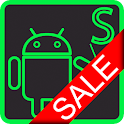 Fluo Green Holo - Free Theme icon
