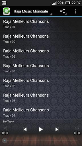Raja Music Mondiale