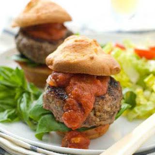 Gluten Free Italian Meatball Sliders Recipe