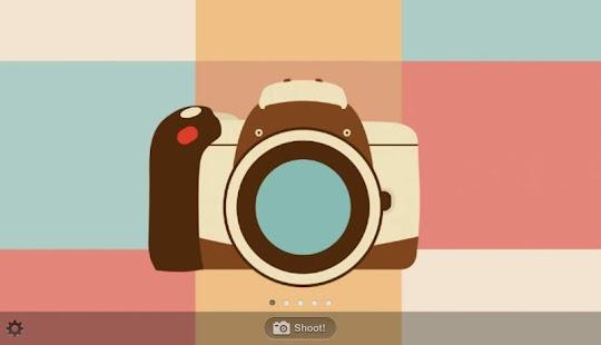 復古照片相機