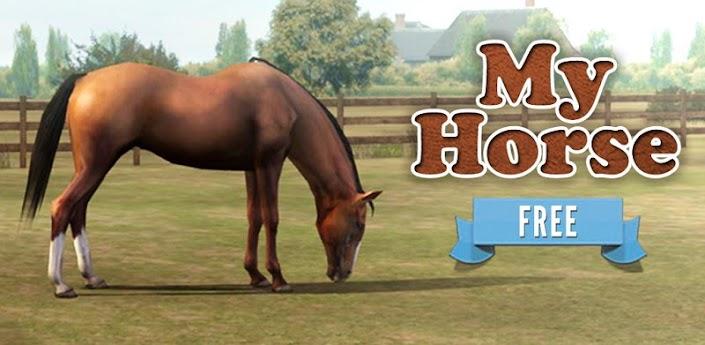 تصویر بازی اندروید My Horse