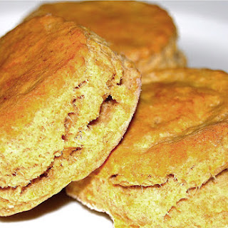 Vegan 'Buttermilk' Biscuits