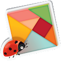 Game Tangram Planet APK for Kindle