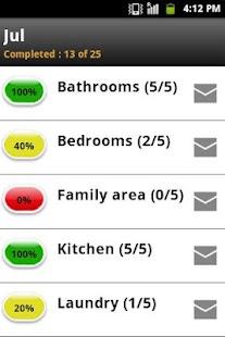 House Clean– уменьшенный скриншот