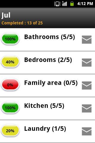 House Clean– скриншот