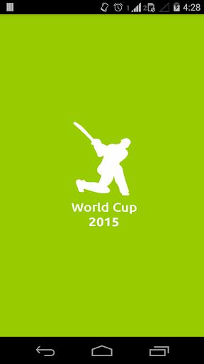 World Cup 2015 Schedule