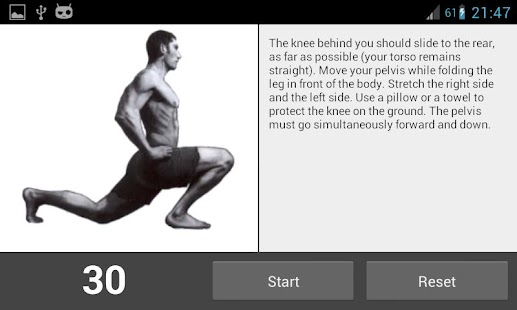 Stretching Flex - screenshot thumbnail