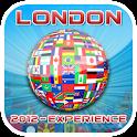 London 2012-Experience logo