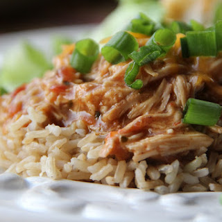 Fiesta Chicken with Rice