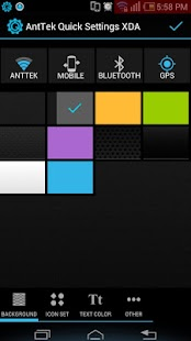 AntTek Quick Settings Pro- screenshot thumbnail
