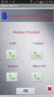 Support Caller Pro - screenshot thumbnail