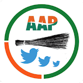 Tweets from Aam Aadmi Party