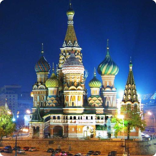 莫斯科动态壁纸 個人化 App LOGO-APP試玩