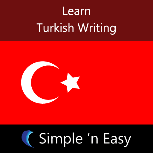Learn Turkish Writing 書籍 App LOGO-APP試玩