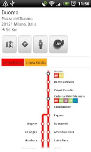 Milan Subway - screenshot thumbnail