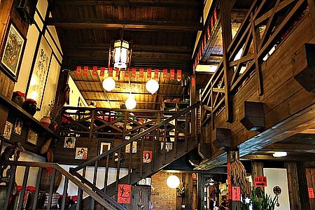 新梅龍鎮 復古餐廳