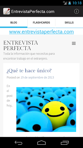 Entrevista Perfecta