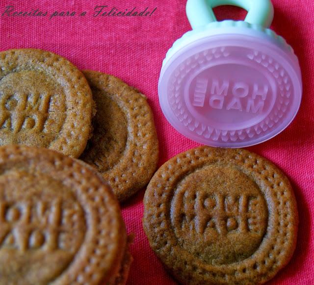 Spicy Powdered Milk Cookies Recipe