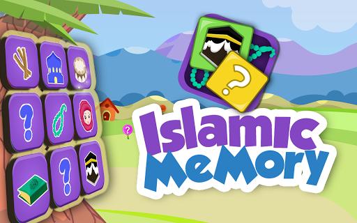 Kids Islamic Memory Game