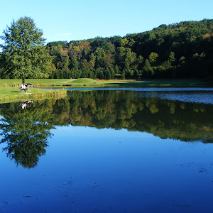 Mirror on the Lake-Northmoreland Park 9-26-13.JPG