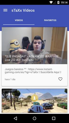 sTaXx Youtuber Videos