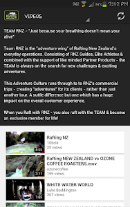 Rafting NZ screenshot 5