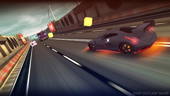 Quick Outlaw : Asphalt Surfers v1.1 [ Mod money] Apk full download