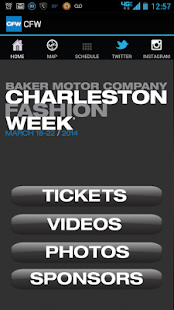 Charleston Fashion Week - screenshot thumbnail