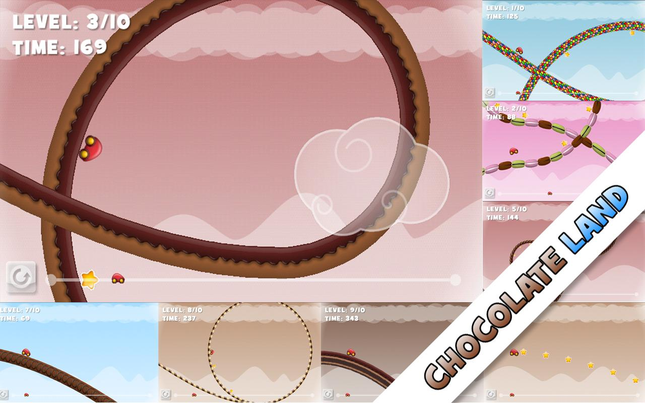 Candy Racer Full- screenshot