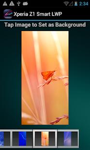 玩程式庫與試用程式App|Smart Xperia Z1 Live Wallpaper免費|APP試玩
