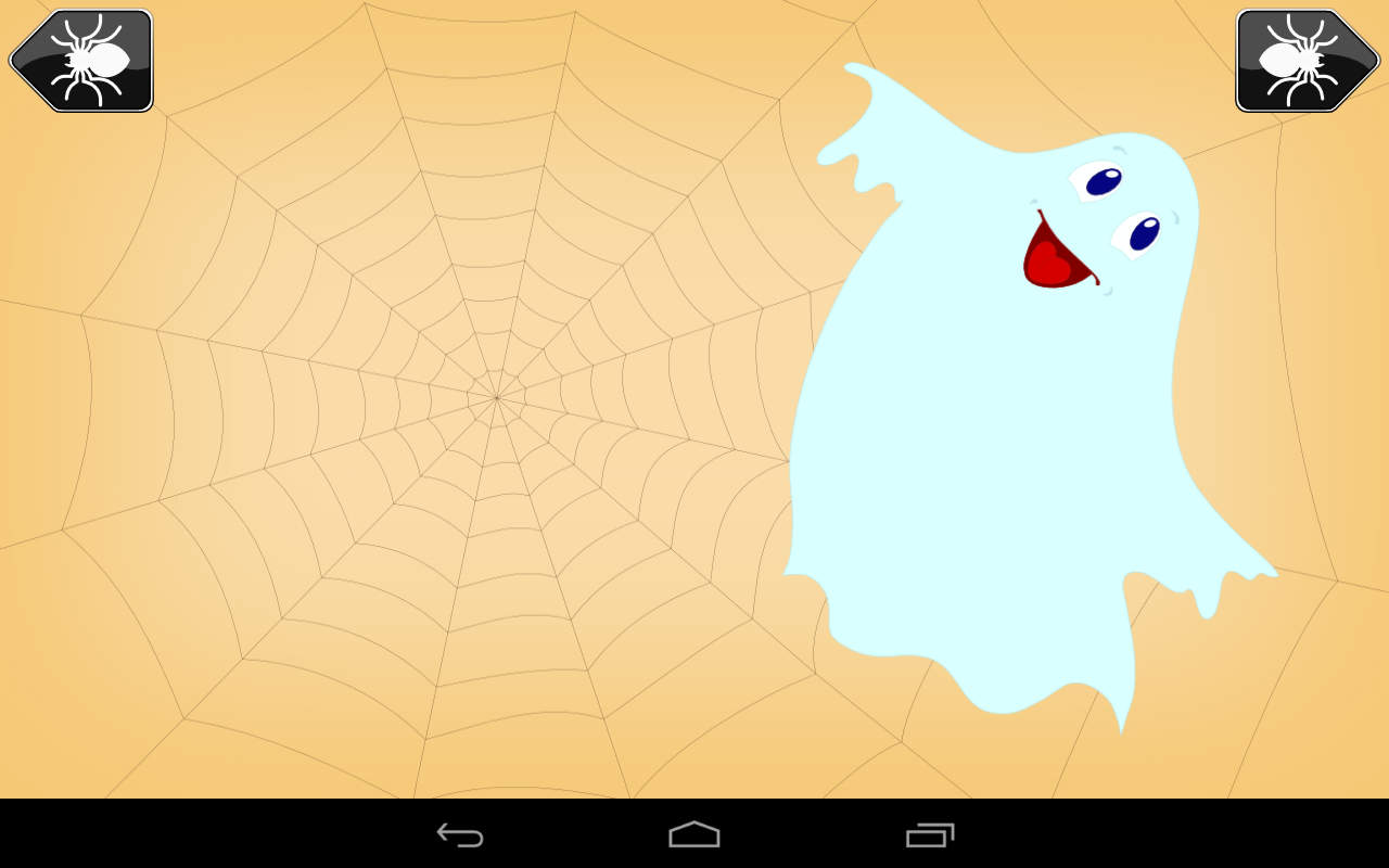 Kids Shape Puzzle Halloween - screenshot