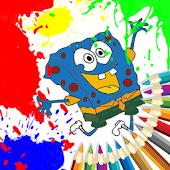 coloring bob books