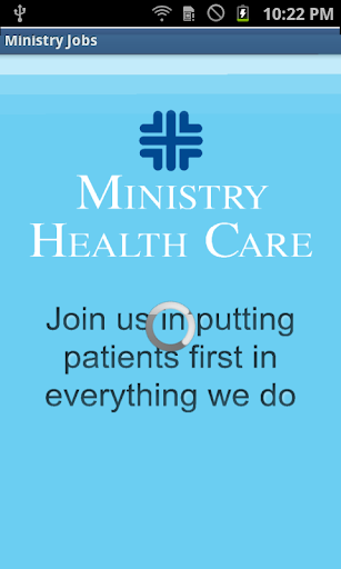 Ministry Health Jobs