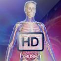 Blausen Human Atlas HD logo