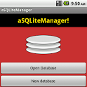 aSQLiteManager Donate Version icon