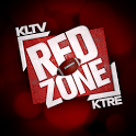 KLTV and KTRE Red Zone icon