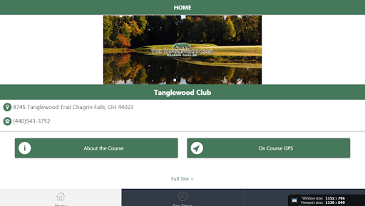 Tanglewood Country Club