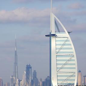The Burj Al Arab by Kaushik Nandy - Buildings & Architecture Office Buildings & Hotels (  )