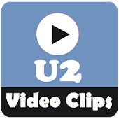 U2 Music and Video Clips