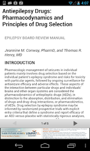 Epilepsy Board Review Manual - screenshot thumbnail