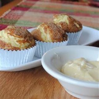 Orange Juice Muffins with Honey Spread Recipe