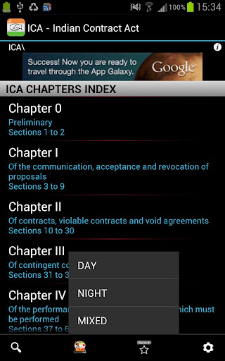 ICA - Indian Contract Act