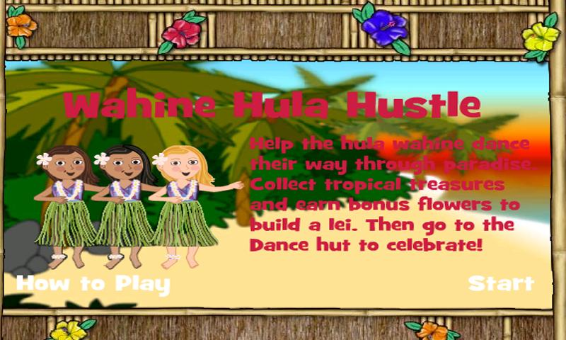 Hawaii Hula - screenshot