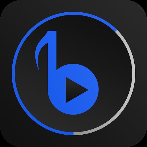 Blue Music Player