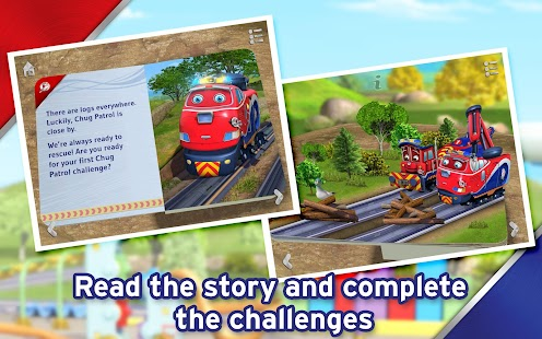 Chuggington Chug Patrol Free- screenshot thumbnail