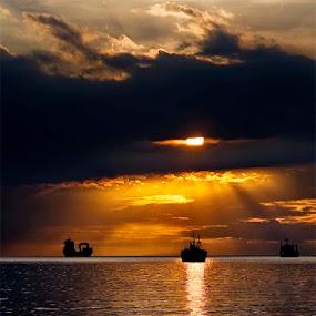 by Franciz Cayetano - Landscapes Sunsets & Sunrises (  )